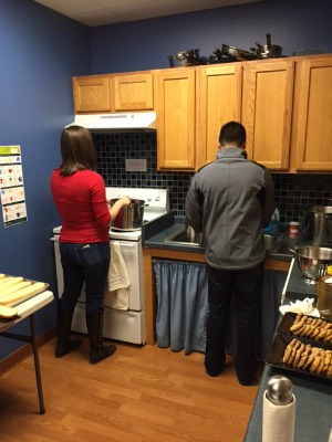 cornerstone cooking