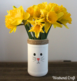 DIY+Easter+Bunny+Vase