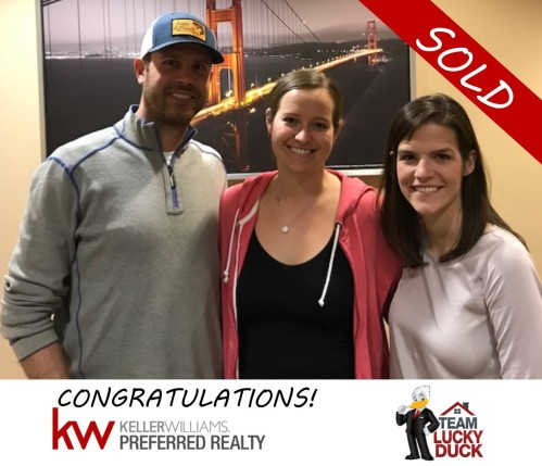 CLOSING PHOTO- Mike and Ashley Cassel