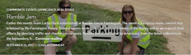 Ramble Jam