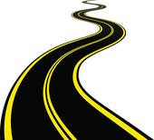 vector-winding-road-eps-vector_k8698022